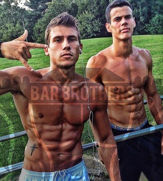 Lazar Novovic And Dusan Djolevic Never Give Up Bar