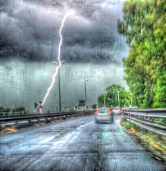 nature photography rain summer travel