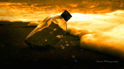 photography sunset beach cherai