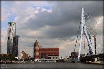 wapbridge rotterdam photography holland travel