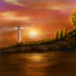 dclighthouse drawing