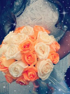 bride flower wedding
