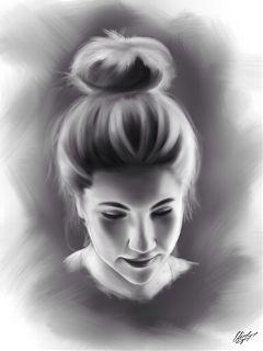 drawing art wdpportrait