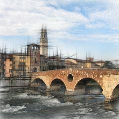 bridge puente verona