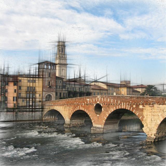 #bridge #puente #verona