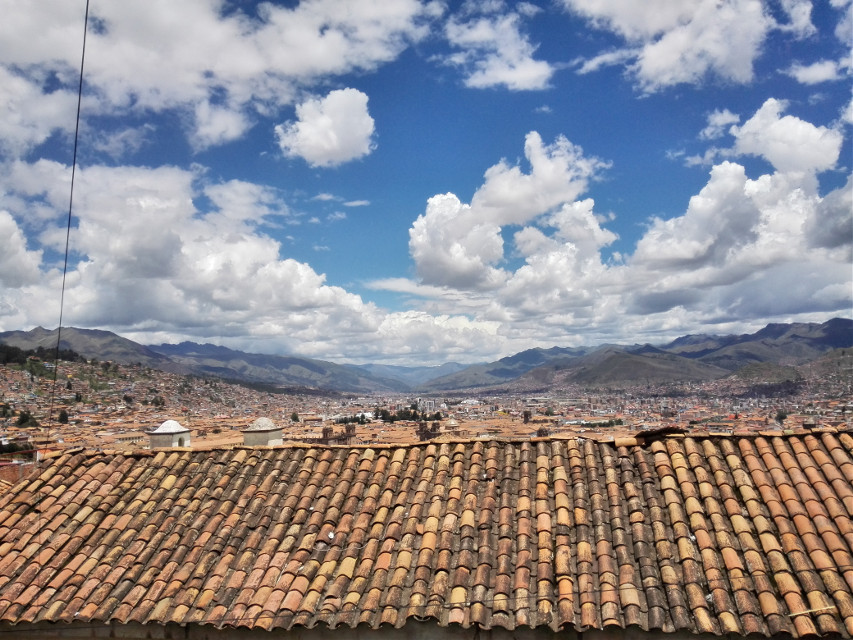 Cusco, Peru #nofilter #travel