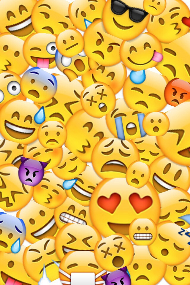 collage whatsapp emotions emoji - Photo by 🍉