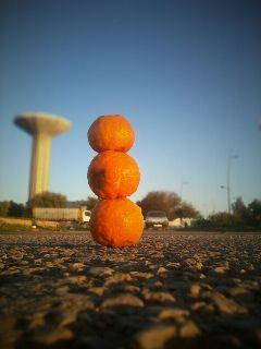 oranges photography way food