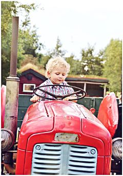 red tractor littleboys dreams happykids