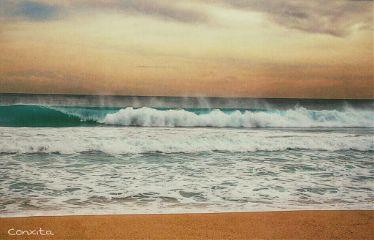 beach freetoedit emotions